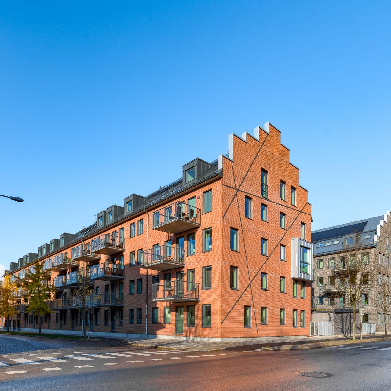 Sparven nominerad till stadsbyggnadspris